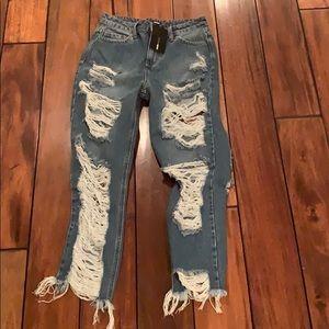 Fashionova Prescott Boyfriend Jeans